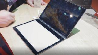 Bli med inn hos Lenovo og opplev deres nye ThinkPads