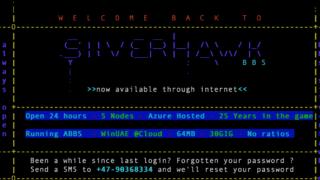 Slik var var det å koble seg til nettet før www - flyttet norsk BBS til skyen