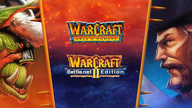 Nå kommer det første Warcraft-spillet sammen med oppfølgeren i ny drakt.