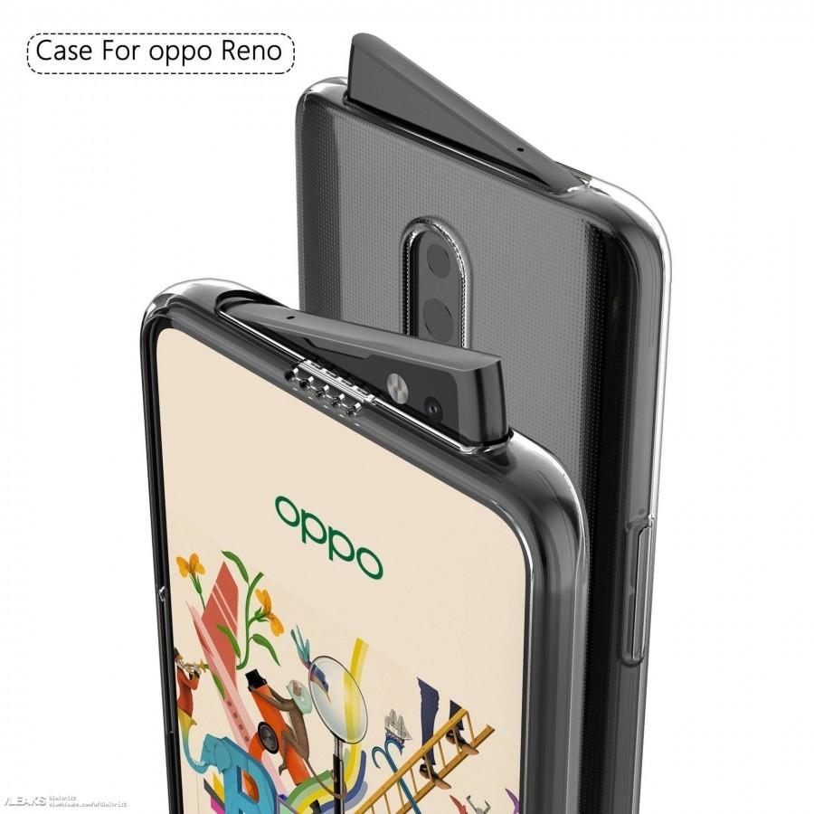 Dette er Oppo Reno. Blir selfie-kameraet en trend?