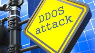 DDoS-angrep har gått ned både i mengde og styrke.