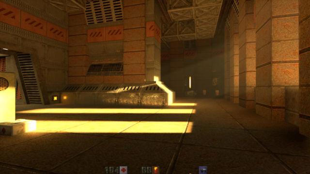 Quake 2 har aldri sett så fint ut før.
