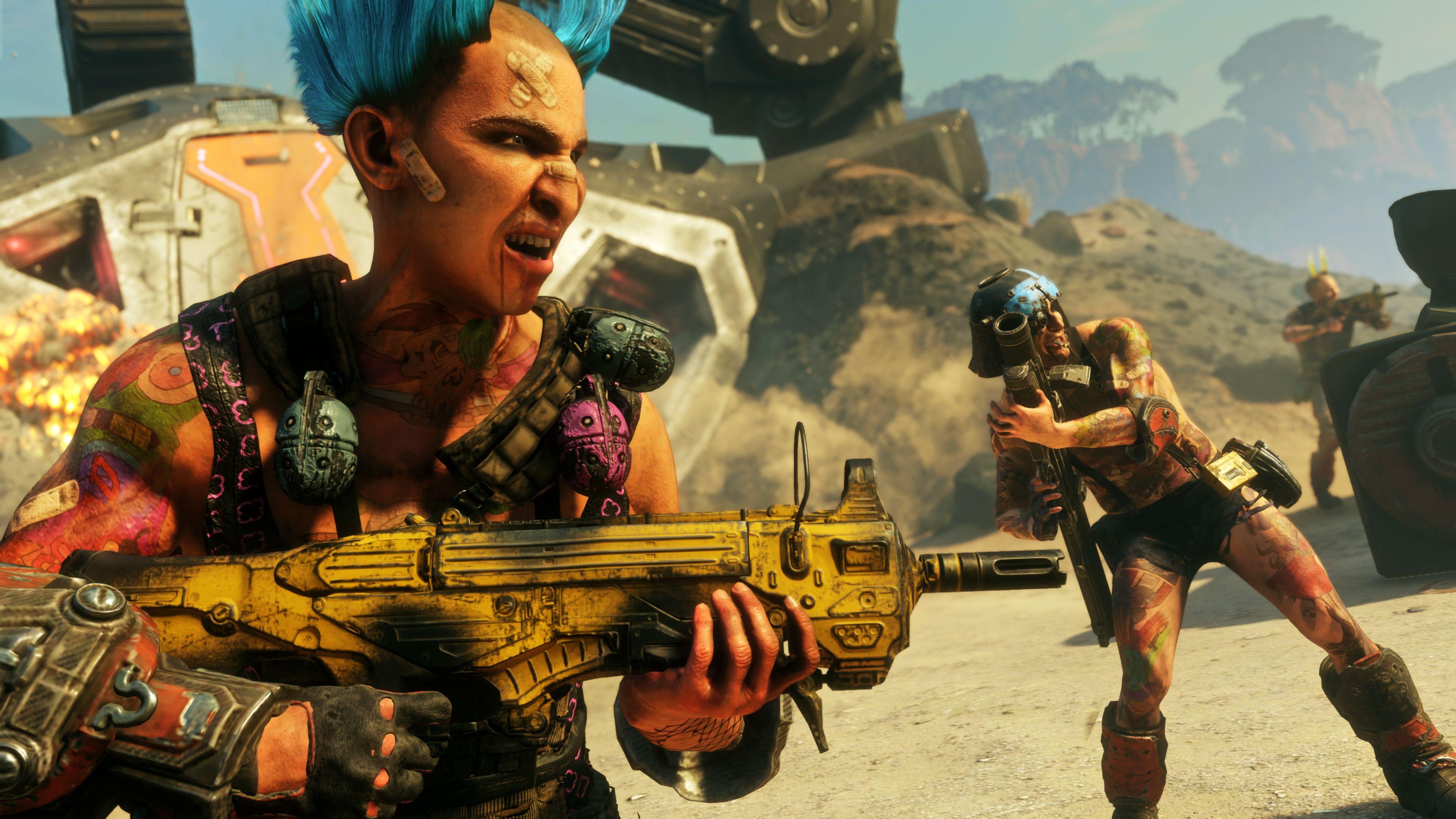 Fallout 76, Doom Eternal og Rage 2 kommer til Steam