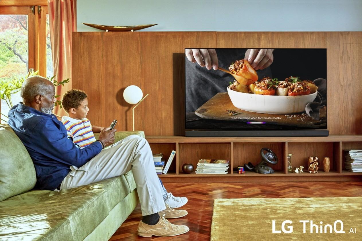 LG introduserer mulighet for bruk av AirPlay 2 og HomeKit rundt sommertider.