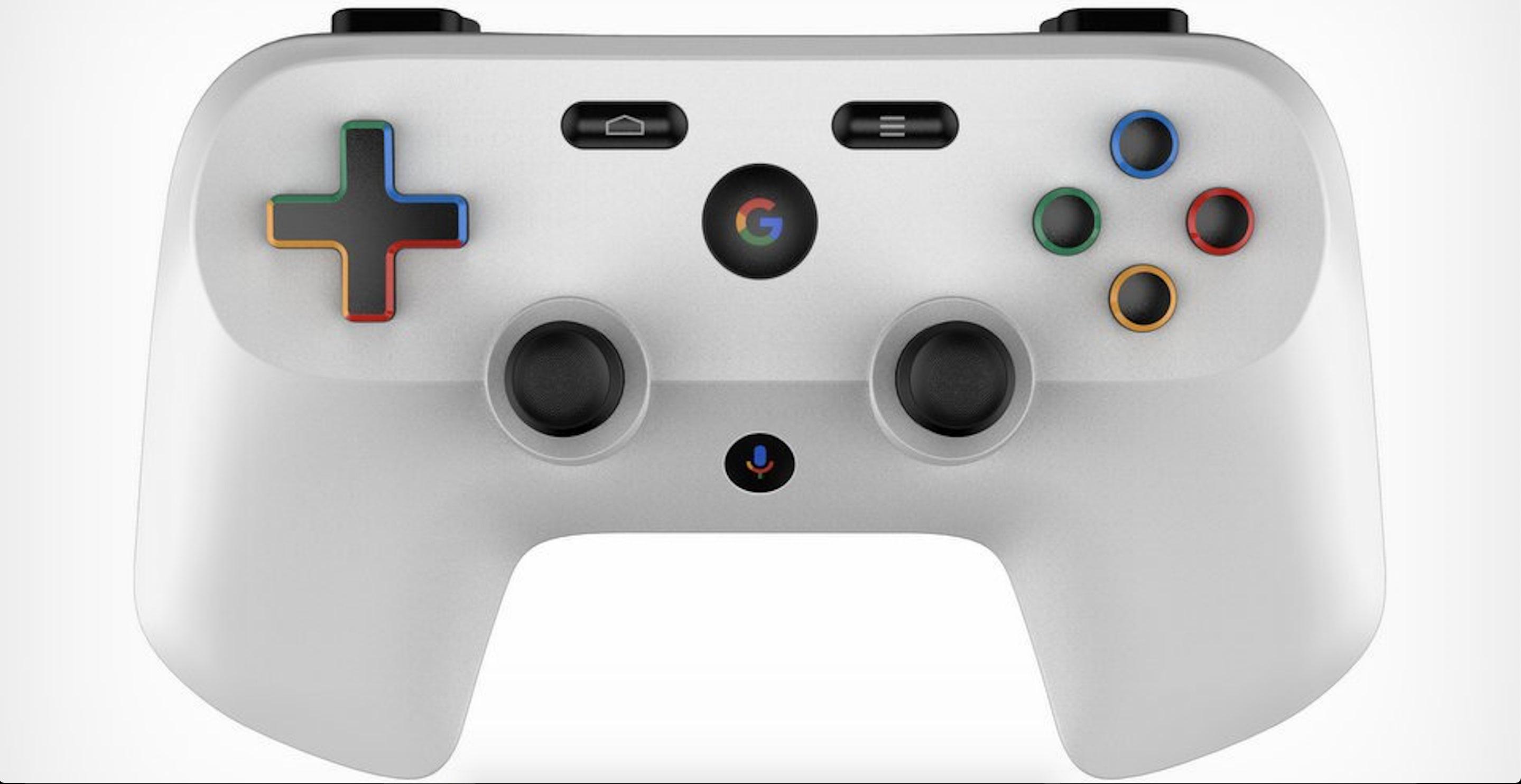 Google konsoll kontroller