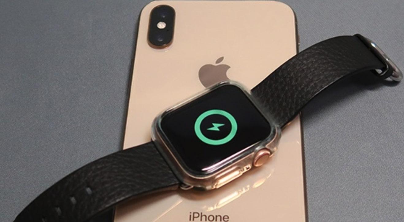 iPhone reversibel lading