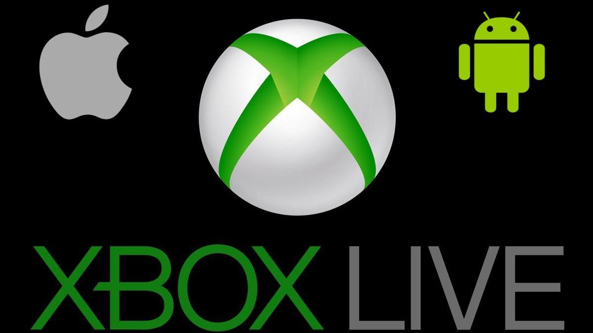 Xbox Live introduseres på iOS og Android med støtte for kryssplattform i alle spill der tredjepartsutviklere ønsker det.