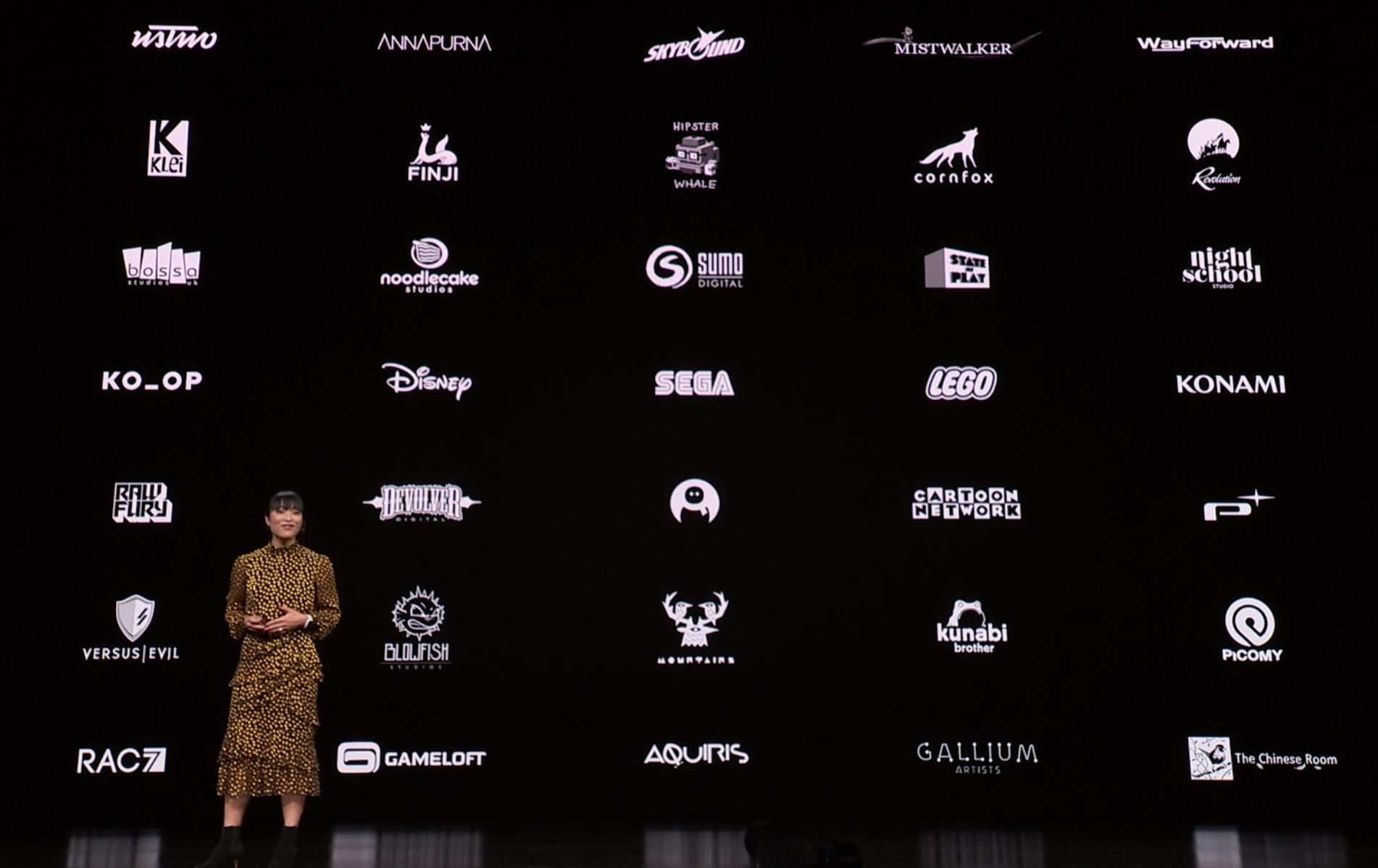 Apple Acade er en abonnementstjeneste for spill.