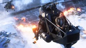 Firestorm er gratis å spille for Battlefield V-eiere.