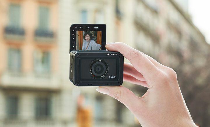 Actionkameraet har IPX8-vanntetthet.
