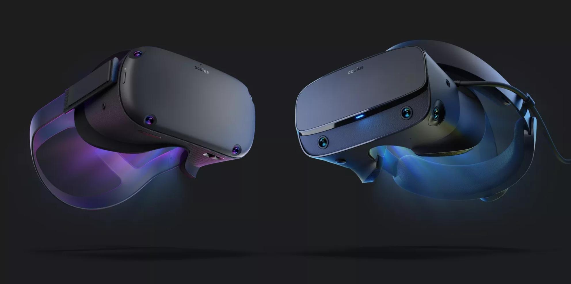 Oculus Rift har kommet i S-utgave med høyere oppløsning