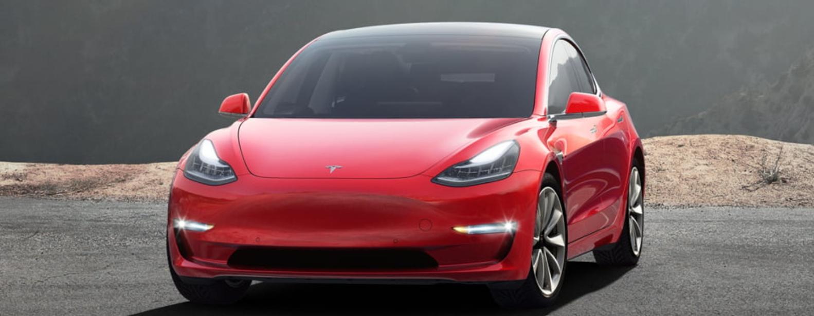 Sinte Tesla-kunder får beskjed om at deres Model 3 er forsinket