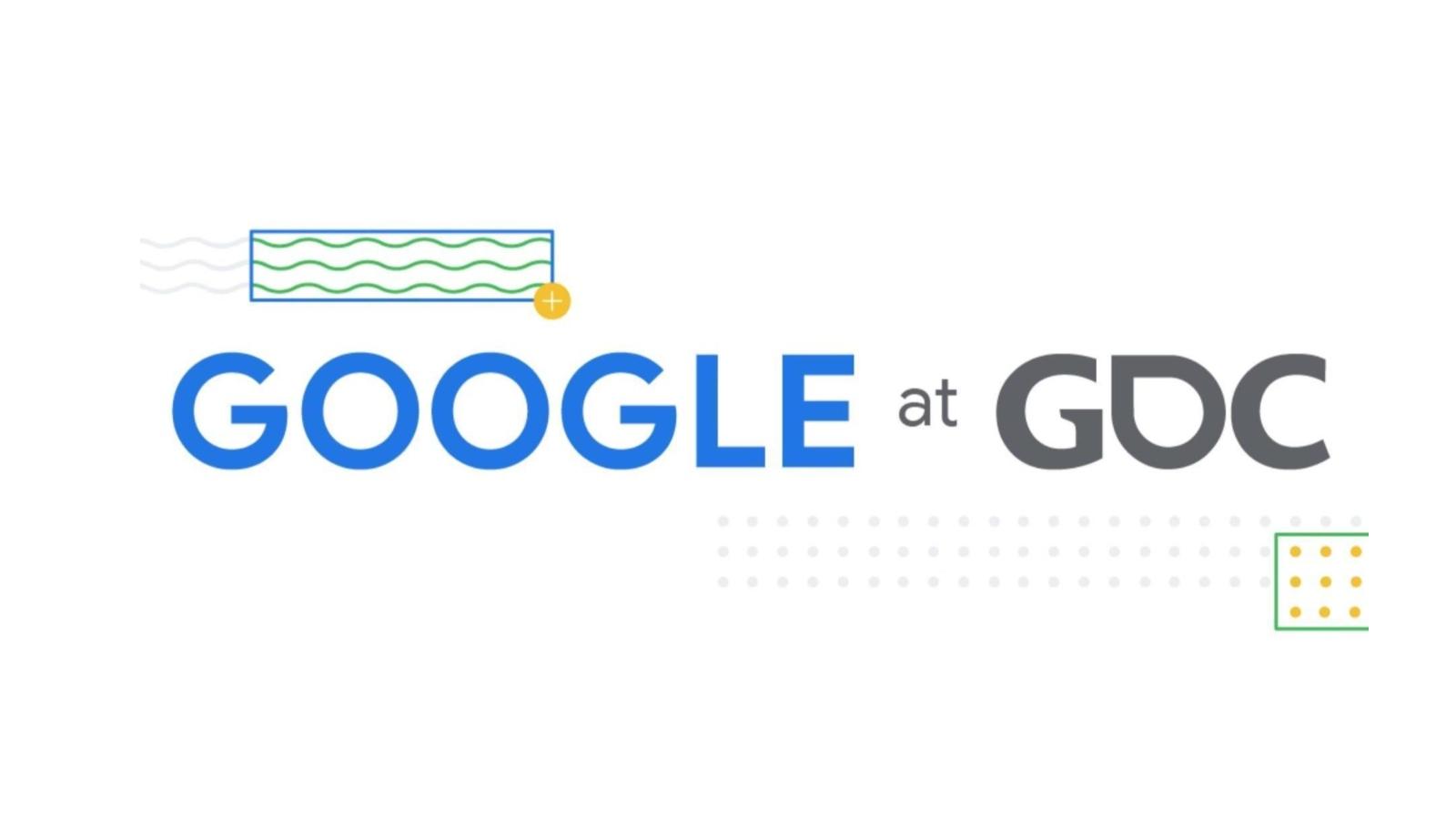 Googles tilstedeværelse mangler ikke under årets GDC-arrangement.