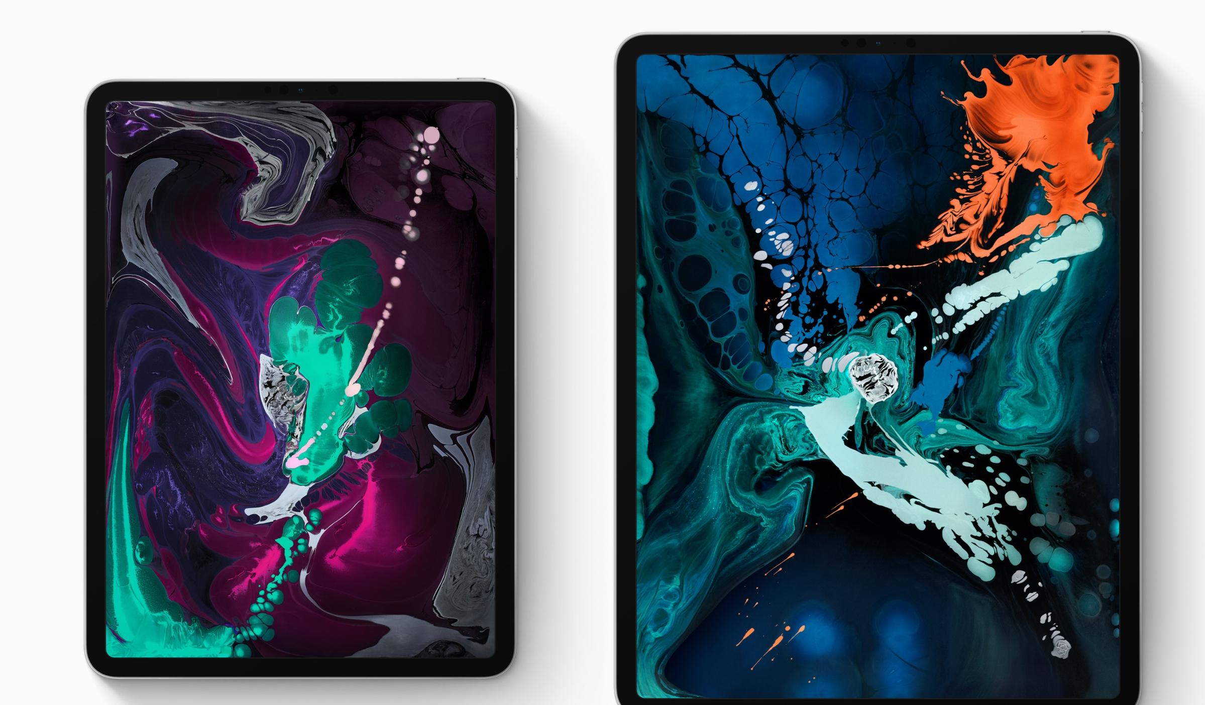 Nå kan det blir iPad-kaos
