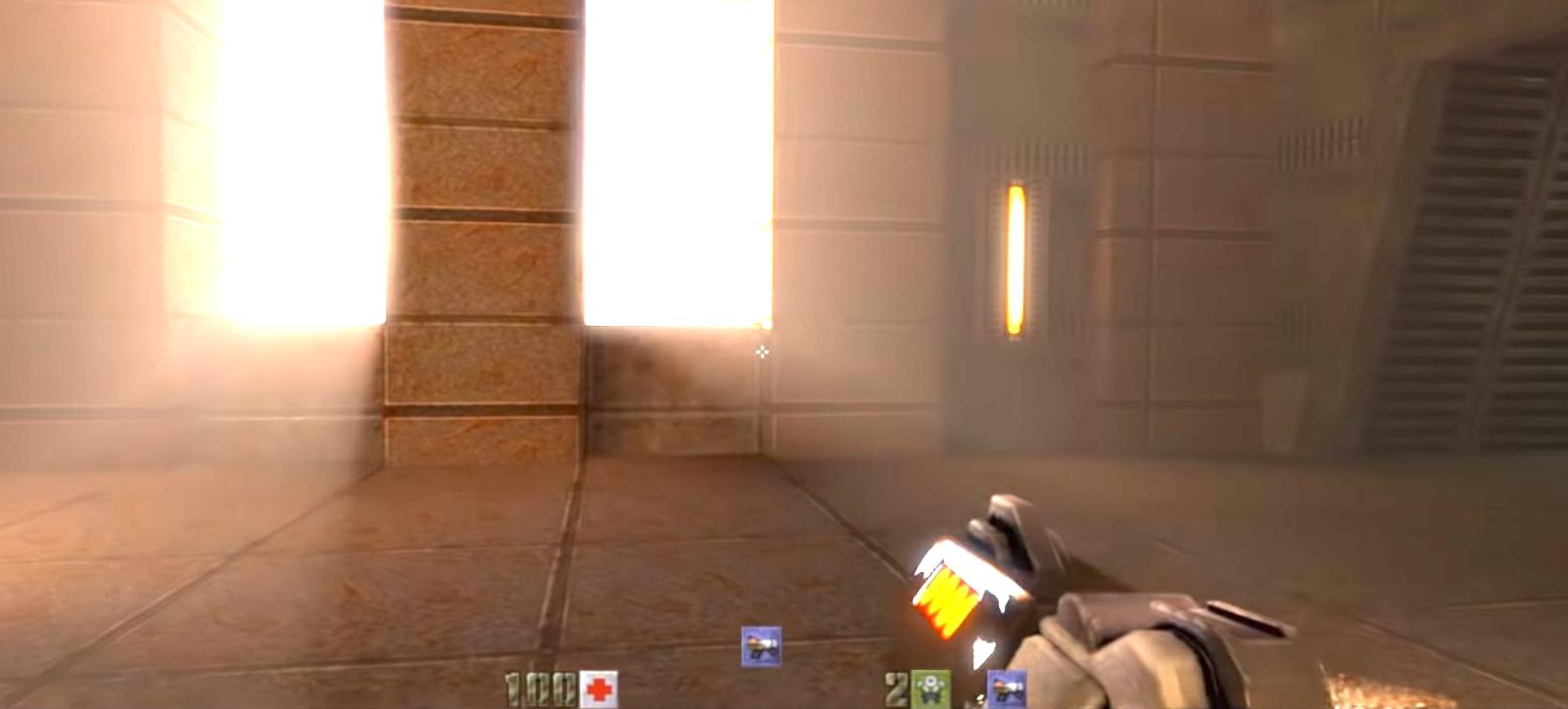 VIDEO: Slik har de total-forandret Quake II med ray tracing