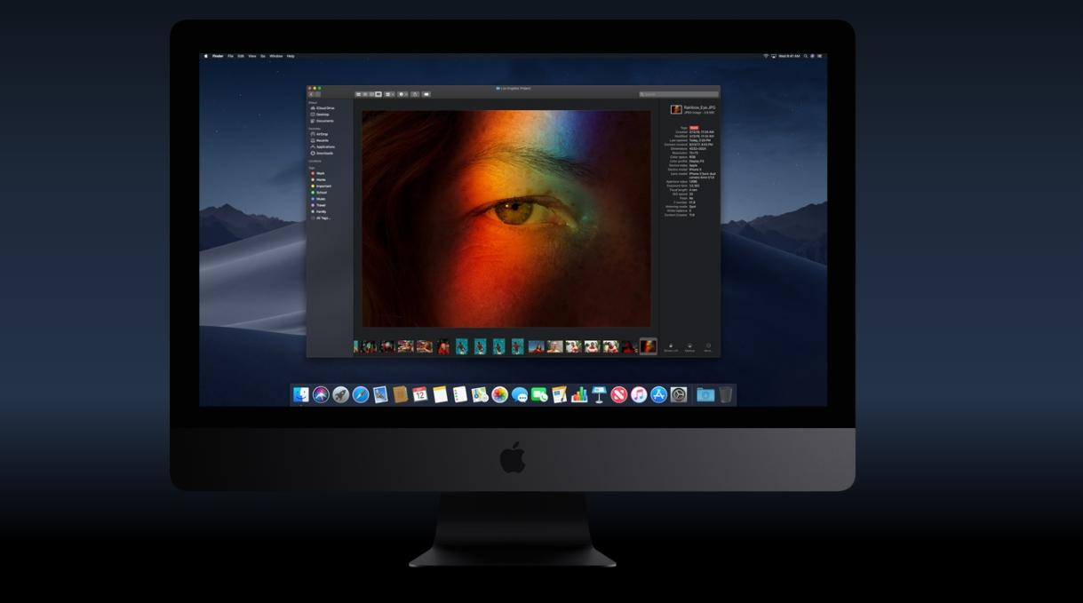 Apple har lansert ny versjon av MacOS Mojave - dette er nytt