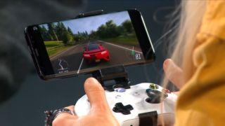 Under gårsdagens Inside Xbox kunne man se en liten sniktitt av Project xCloud.