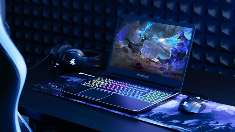 Gamingnyheter fra Acer: nye Predator og Nitro med det nyeste fra Intel og Nvidia