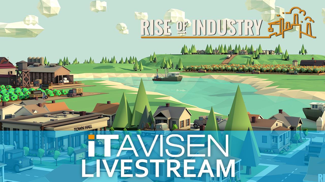 Rise of Industry får superkritikker på Steam før lanseringen 2. mai.