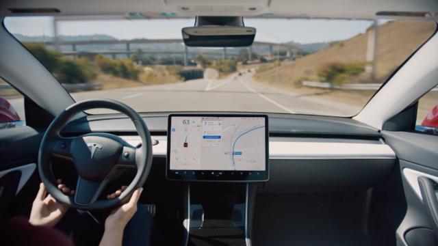 I dag skal Tesla endre autopilot-opplevelsen for alltid