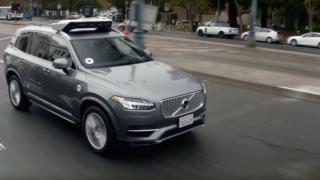 Uber har brukt åtte milliarder på førerløse biler