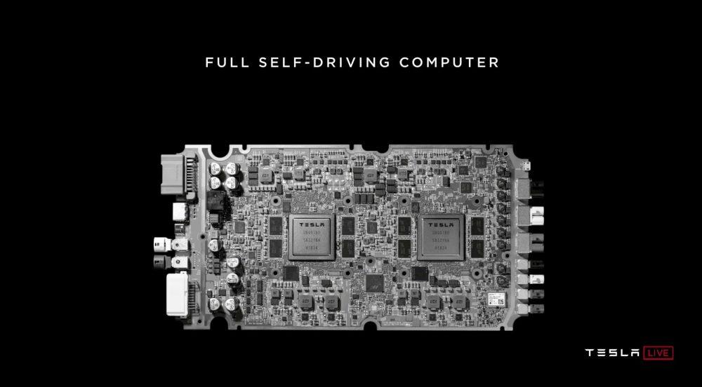 Tesla avslørte ny autopilot