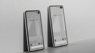 Google Pixel 4 kan se slik ut.