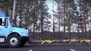 SpotMini Boston Dynamics