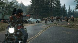 TEST: Days Gone - på motorsykkel i Oregon med zombier i hælene