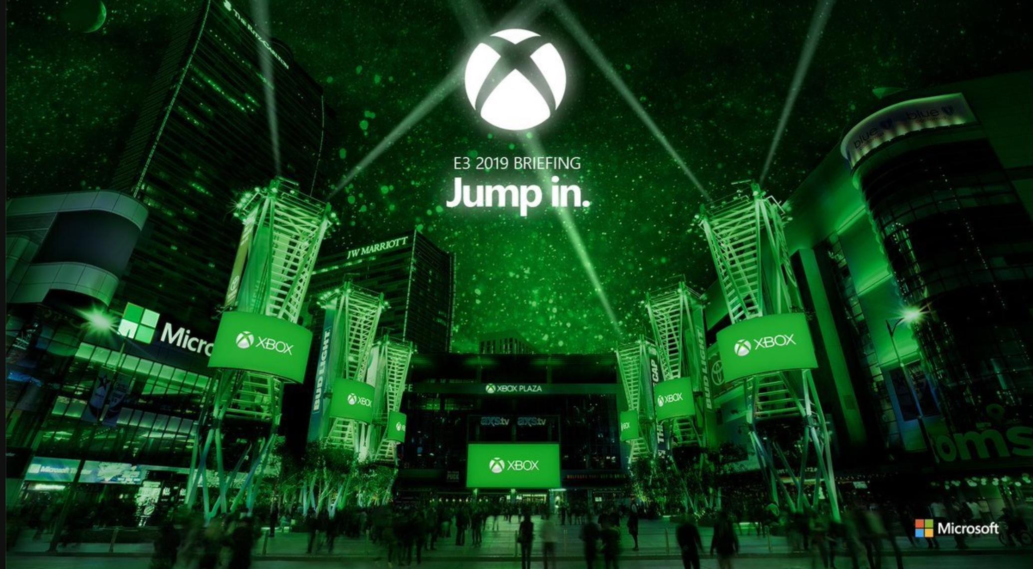 Microsofts store spill-avsløringer skal skje 9. juni