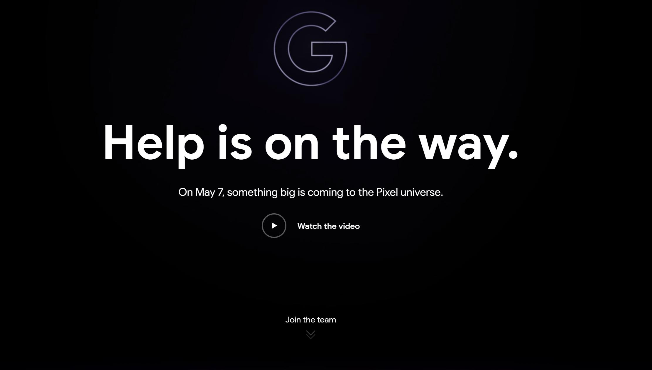 Google: - Vi har noe stort å vise deg 7. mai