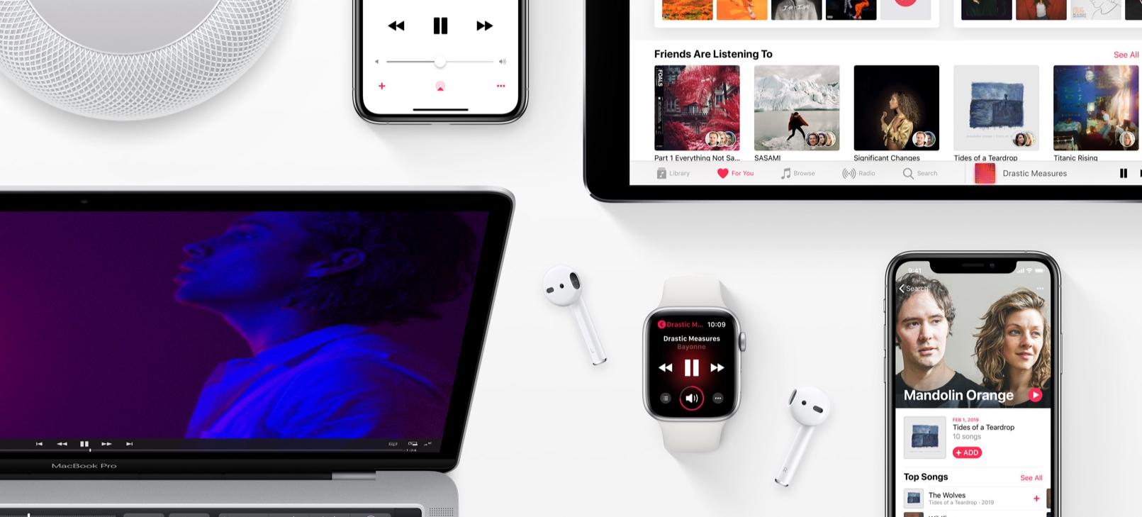 Spotify har tapt for Apple i USA
