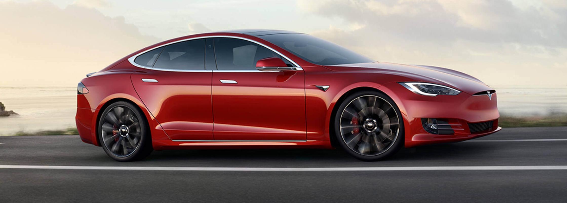 Nye Model S og X storoppgradert: 10 prosent lengre rekkevidde - 50 prosent kjappere lading