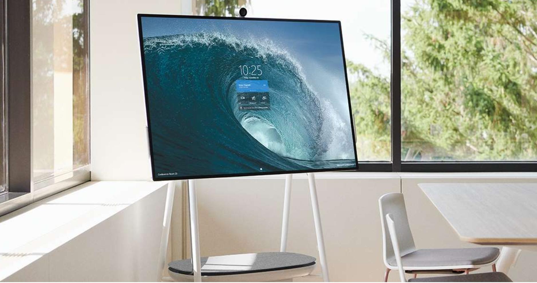 Du kan koble fire av disse sammen - helt ny Surface Pro kommer i år