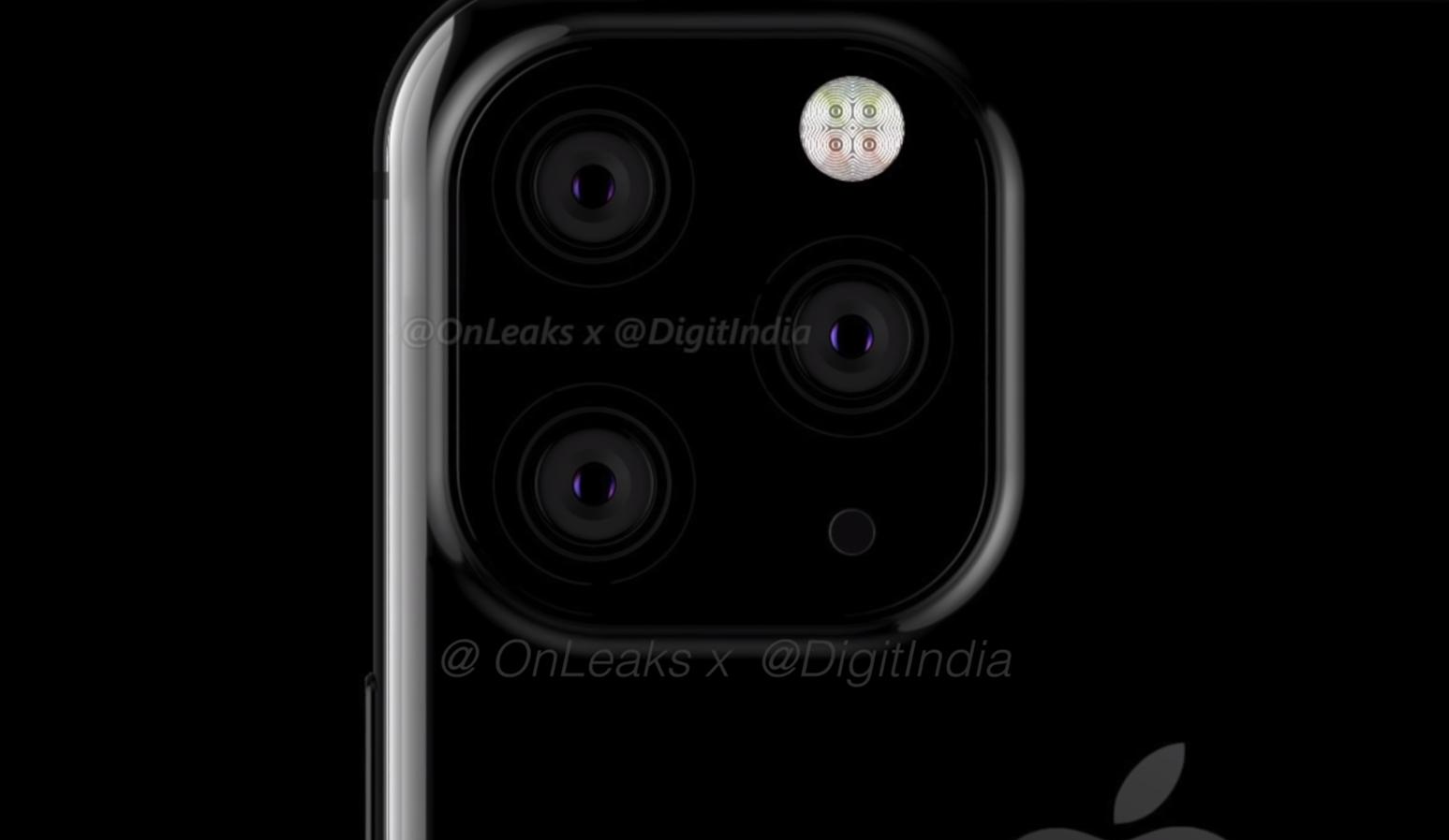 Slik blir iPhone 11-kamera-systemet - slik skal Apple skjule det