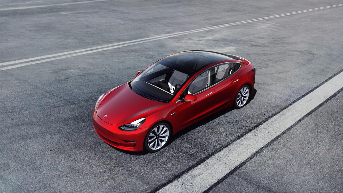 Skrekktall for Tesla