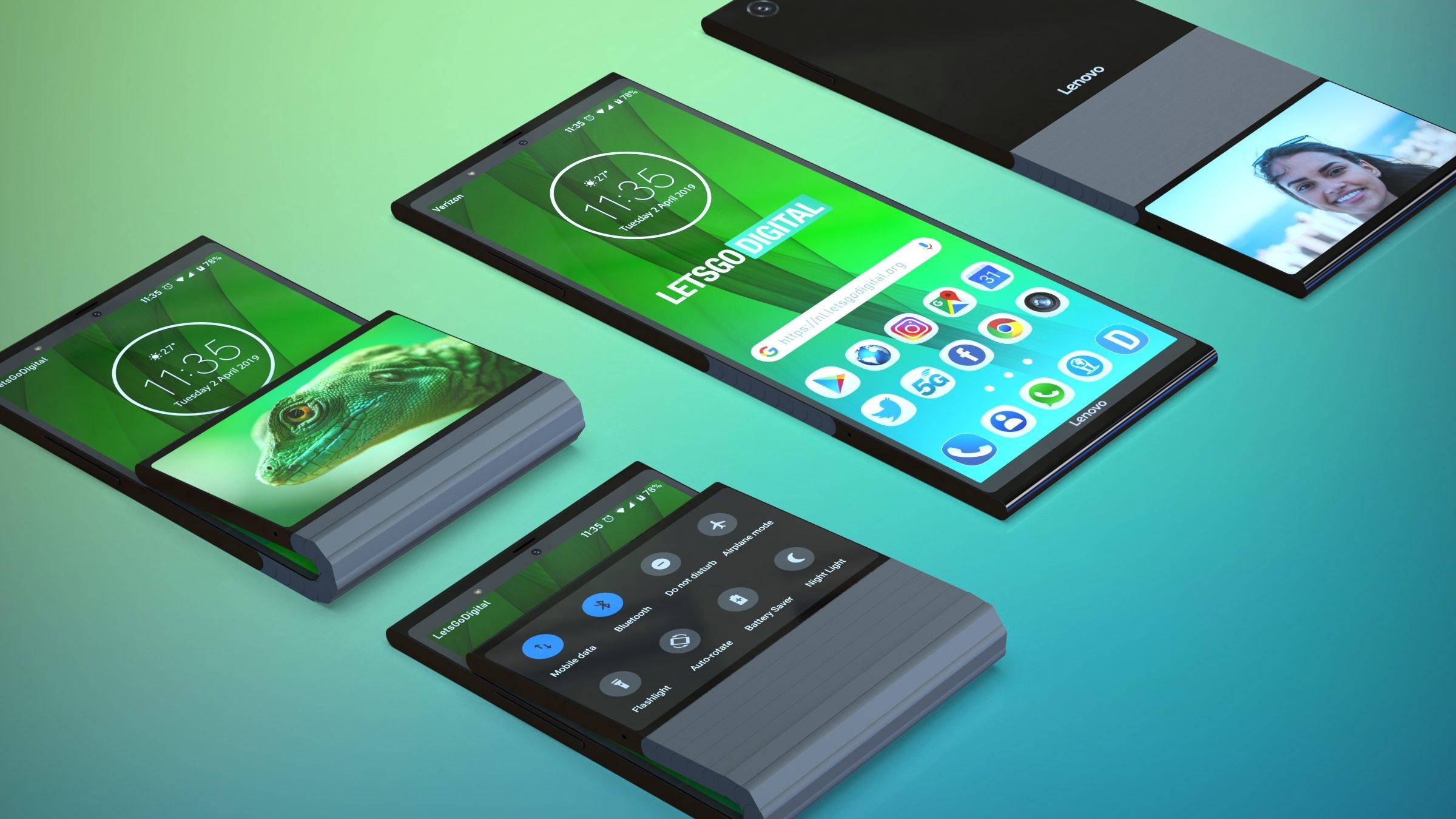 Se hva Lenovo pønsker på!
