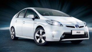 Prius står for mye av suksessen til Toyotas hybridsatsing.