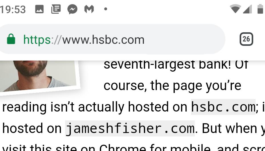 Oppdaget ny måte å lure deg på med Chrome på mobil