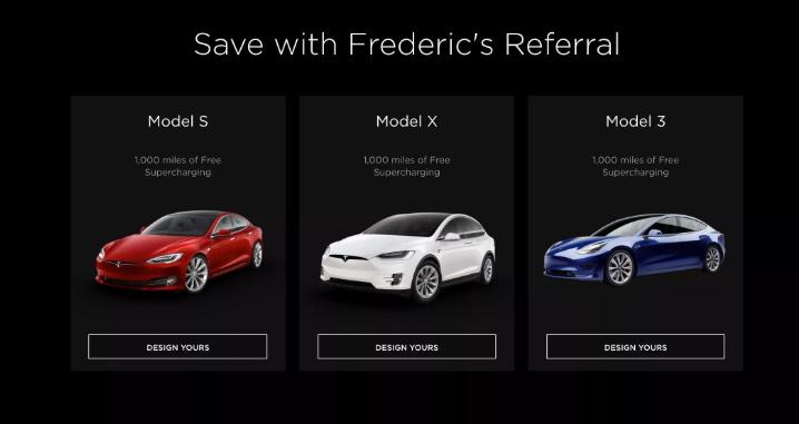 Gode Tesla-nyheter for deg som skal verve noen - nå får du 500 prosent mer Supercharging