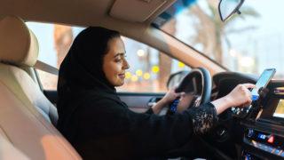 Uber introduserer spesialfunksjon for applikasjonen i Saudi-Arabia