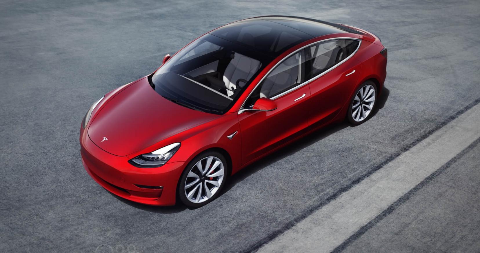 Teslas gigantiske Model 3-produksjonstall avslørt - mange av dem skal til Europa