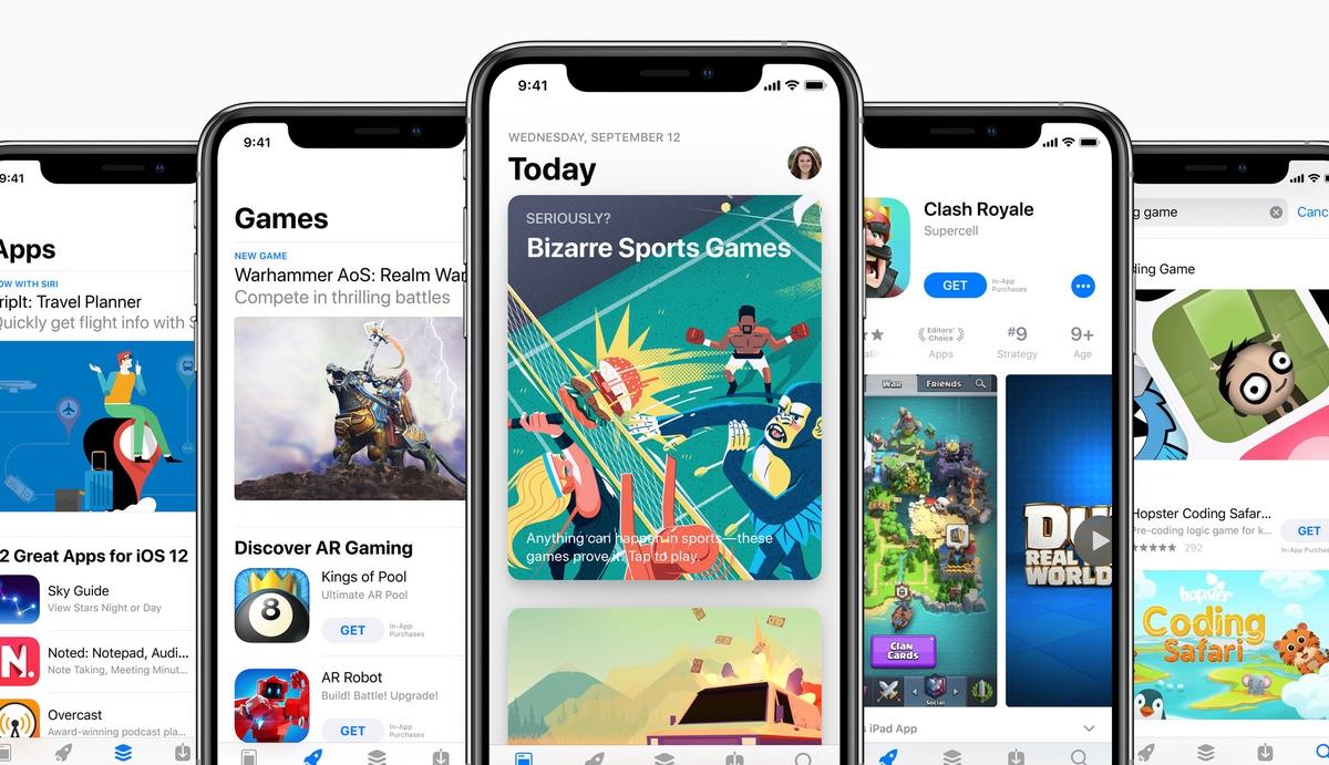 Apple øker nedlastingsgrense til 200 MB