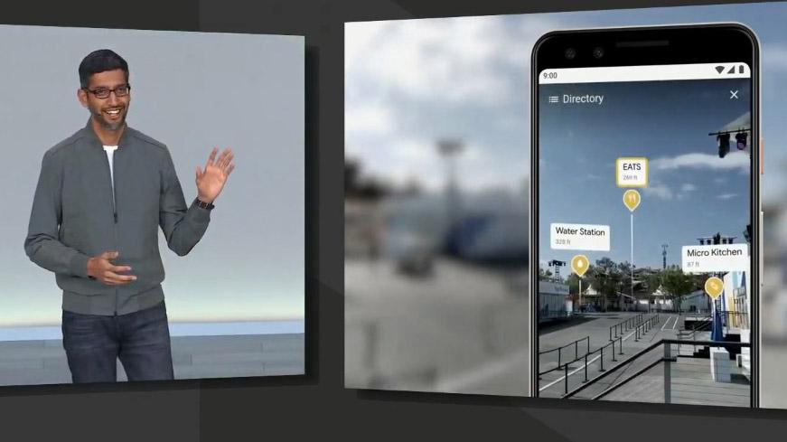Google Lens får AR ansiktsløft og mere visuelle resultater