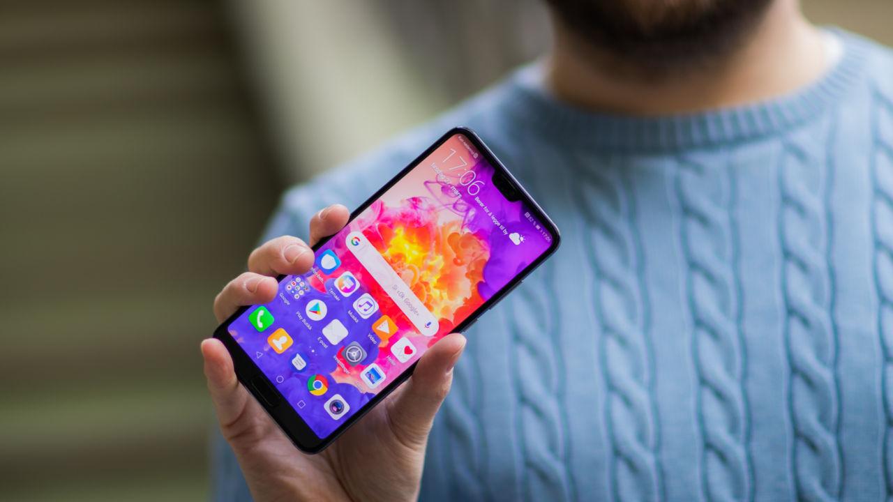 Kinesere skifter ut iPhone med Huawei-telefoner
