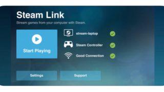 Ble avslått ifjor: nå er Steam Link offisielt på iOS og Apple TV
