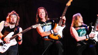 Iron Maiden saksøker spillutvikler for 17 millioner