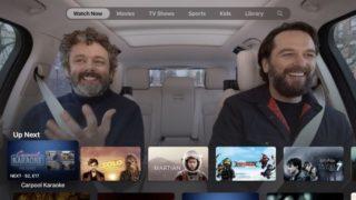 Apples nye 12.3 versjon av tVOS kom ut i dag