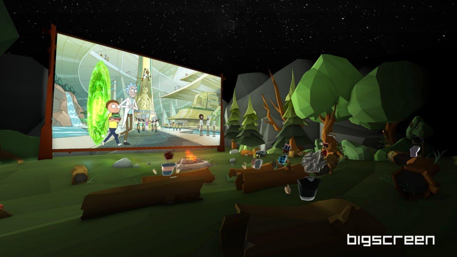 Tilgjengelig ved lansering: Oculus Quest og Rift S får VR-kino