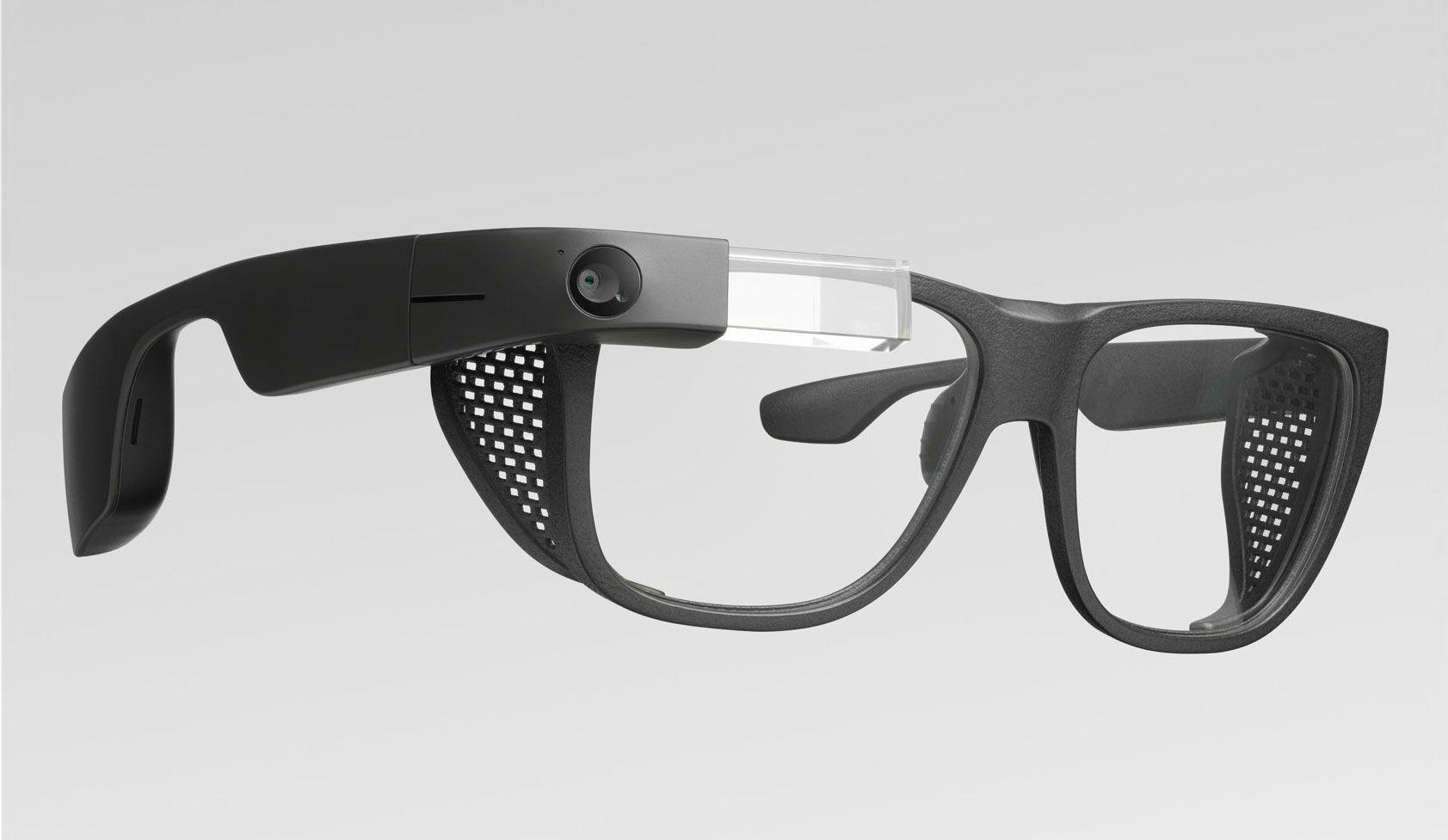 Tredje Generasjon Google Glass kjører Android